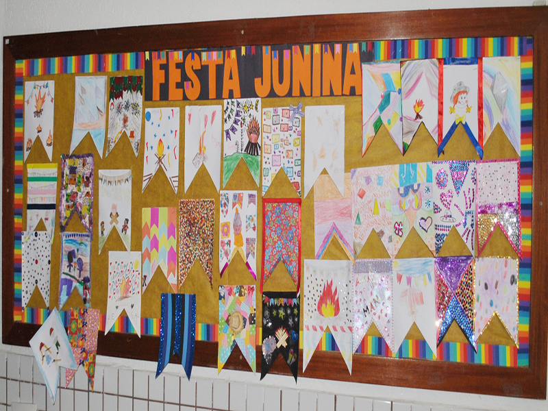 Painéis de Festa Junina