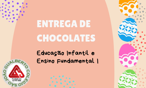 Entrega de Chocolates